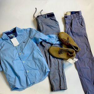Boys Lot size 7: Zara, GAP, Boden H & M